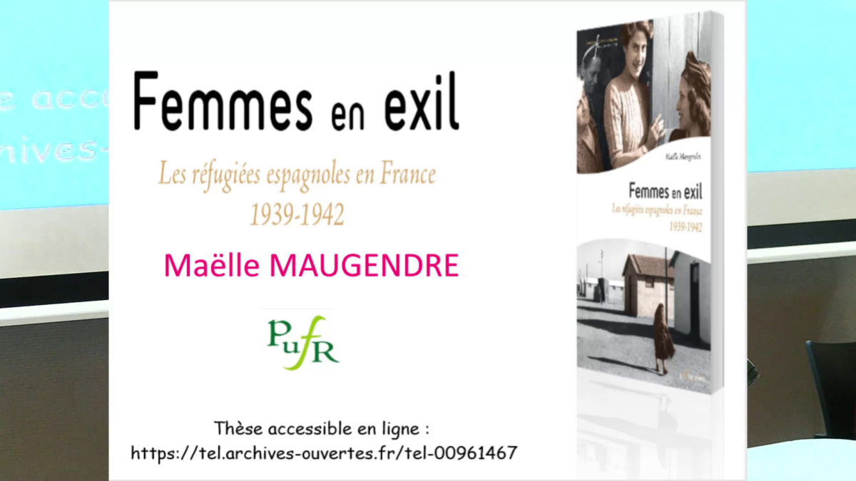 A la Une, Femmes en exil